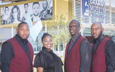 Harmony Quartet: Boyle musical family impresses