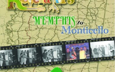 The Revelators: Memphis to Monticello. Announcing the Release of a New CD.