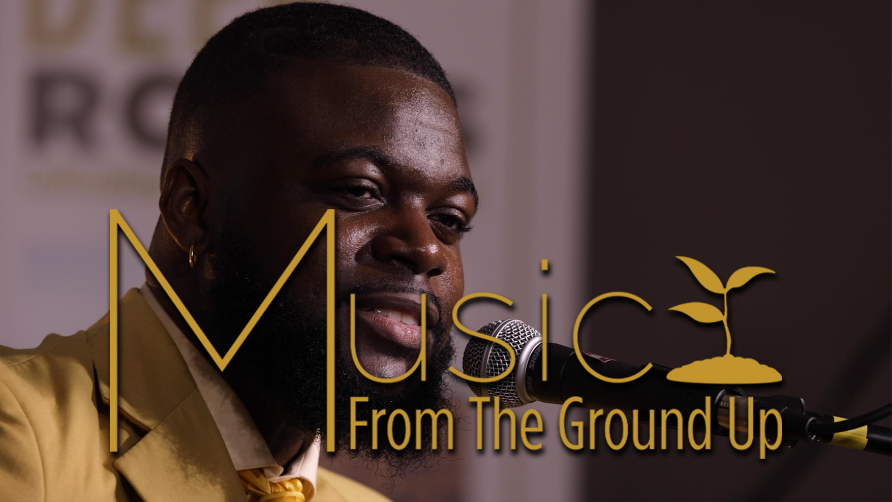 Photo of Jeff McCreary from the Ground Up Video Series